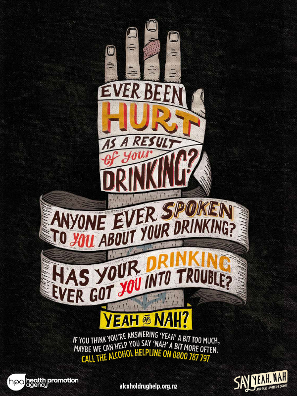 Drinking posters